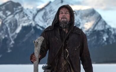 Video z natáčania Revenanta s DiCapriom a Hardym ukazuje neuveriteľné zábery plné surovosti a chladu