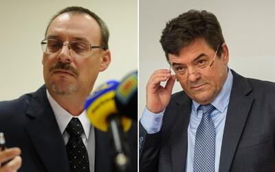 Video zaznamenáva, ako Marian Kočner inštaluje skrytú kameru v kancelárii bývalého generálneho prokurátora Dobroslava Trnku.