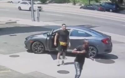 VIDEO: Zlodej chcel ukradnúť auto MMA zápasníkovi z UFC. Takto to dopadlo