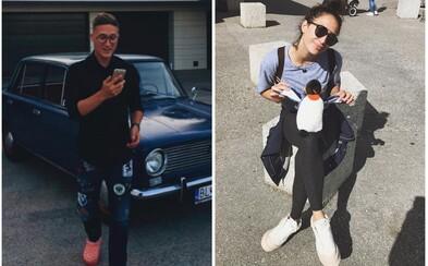 Videohovor Peťa a Nicole z Bratislavy sa stáva populárnym na 9GAG. Ak jej kúpi iPhone X, pustí ho z friendzone a pôjdu na rande