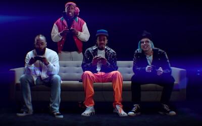 Videoklip k úvodnej piesni filmu o Sonicovi je vonku! Na starosti si ho zobrali Wiz Khalifa, Lil Yachty a Ty Dolla $ign