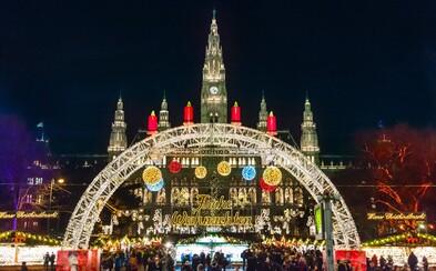 Viedeň s vianočnými trhmi počíta. Otvoria sa už 13. novembra