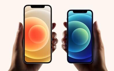 Vieme, kedy sa na Slovensku začne predávať iPhone 12