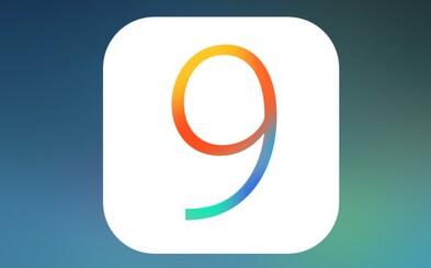 Vieme, kedy si budete môcť stiahnuť nový iOS 9 na svoje Apple zariadenia. Ostáva už len pár hodín