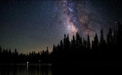 Vieš, ako veľmi vplýva na oblohu svetelné žiarenie? Unikajú nám totiž tie najväčšie krásy vesmíru
