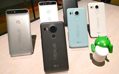 Vieš hackovať? Google ponúka za nabúranie do Android smartfónov Nexus 5X a 6P až 300-tisícovú odmenu