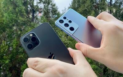 Vieš rozoznať, ktorý záber je z Galaxy S21 Ultra a ktorý z iPhonu 12 Pro Max?