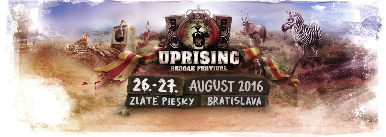 Viete, kto prinesie na tohtoročný Uprising tie najlepšie beaty a bary?