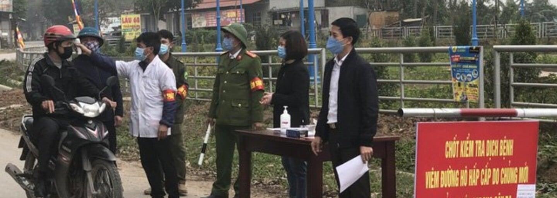 Vietnam uzavřel do karantény celý region. V posledních dnech v něm přibylo 6 nových případů koronaviru Covid-19