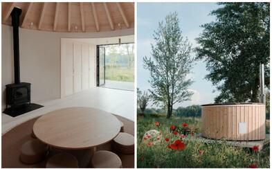Víkendová chata, ktorej interiér a výhľady uspokoja aj tých najnáročnejších