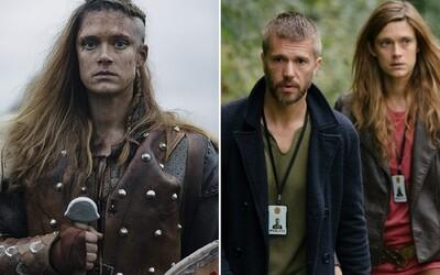 Vikingové cestovali časem do současného Osla. Beforeigners od HBO ukáže společnost vyrovnávající se s příchodem lidí z minulosti