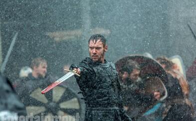 Vikingovia bližšie predstavujú osudy i fotografie nováčikov 5. série