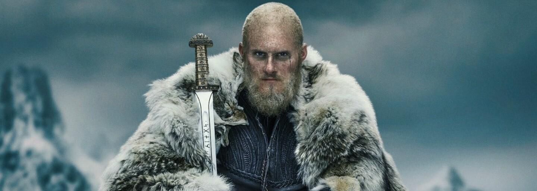 Vikingové čelí v krvavém traileru poslední série invazi Rusů i bratrovražedné válce. Přežije to Bjorn?