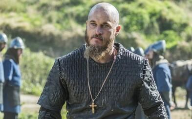 Vikingovia sa nepoučia, v traileri pre 4. sériu opäť prelievajú hektolitre krvi nielen v Paríži