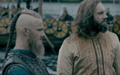 Vikingovia sa s Rollom plavia za svojou anglickou pomstou. Blíži sa Ragnarov koniec?