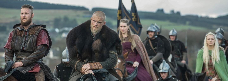 Vikingové skončí 6. sérií začátkem roku 2020. Dočkáme se spin-offu a jiných příběhů?