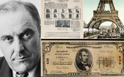 Viktor Lustig je největší český podvodník. V Paříži prodal Eiffelovku, padělal bankovky a podvedl i Al Caponeho, nakonec skončil v Alcatrazu