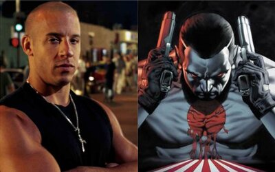 Vin Diesel bude v Praze natáčet komiksovku Bloodshot. Ta bude prvním filmem z plánovaného univerza