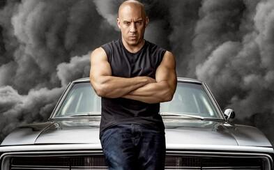 Vin Diesel chce rozdeliť Rýchlo a zbesilo 10 na dva filmy. Po 10. diele dostaneme spin-offy s inými postavami