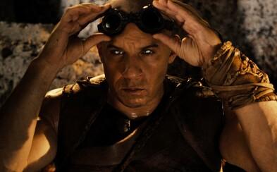 Vin Diesel potvrdzuje 4. Riddicka, rovnako tak seriálový spin-off