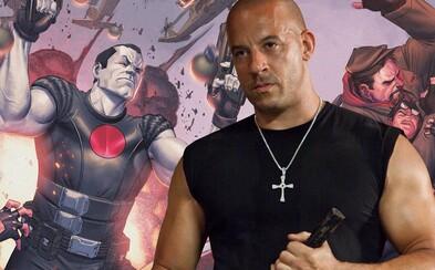 Vin Diesel sa stane unikátnym komiksovým vojakom, ktorý sa vydá na cestu pomsty