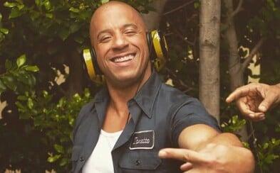 Vin Diesel vydal vlastní zamilovanou skladbu. Zpívá v ní o ženě, do níž se zamiloval, i když ji nezná