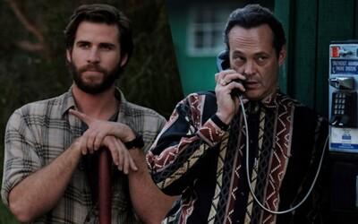 Vince Vaughn a Liam Hemsworth převážejí drogy s policisty. Thriller Arkansas ukáže zkaženou policii a úřady