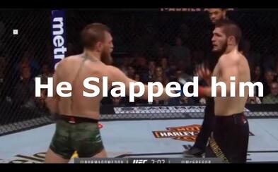 Virálne video odhaľuje, ako McGregor zákerne podvádzal v súboji s Nurmagomedovom, aj keď pravidlá UFC musel dobre poznať