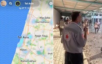 Virálne video ukazuje, aký rozdielny je teraz život v Gaze a Izraeli. Jedna strana ráta mŕtvych a sutiny, druhá žije bežný život