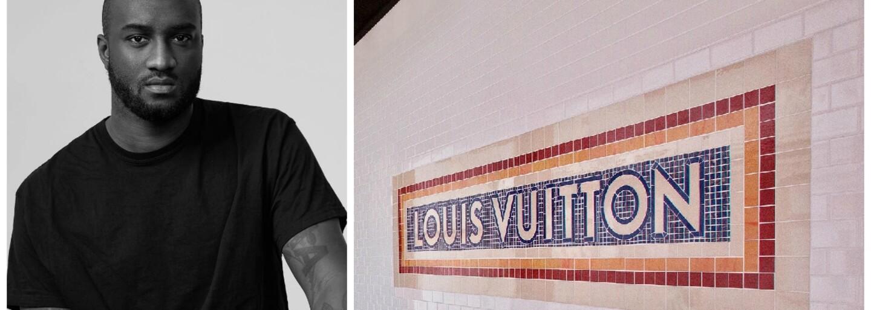 Virgil Abloh kráča na módny Olymp. V Louis Vuitton mu zverili mužskú sekciu