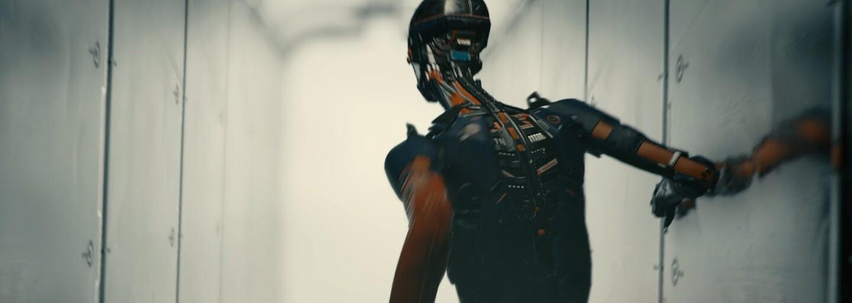 Virtuálna realita sa dostáva na novú úroveň, čoho dôkazom je krátky cyberpunkový animák Adam