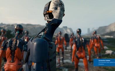 Virtuální realita se dostává na novou úroveň, což dokazuje krátký cyberpunkový animák Adam