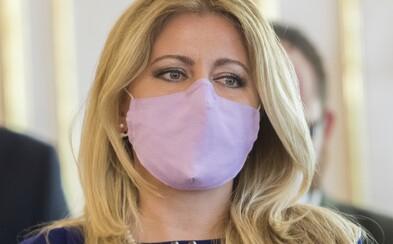 Vírus z Threemy aj boj s koronavírusom. Prezidentka predniesla v parlamente správu o stave republiky