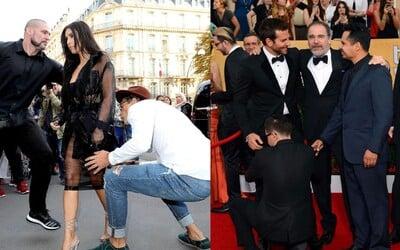 Vitalii Sediuk: Svými hloupými vtípky zavařil Kim Kardashian, Gigi Hadid či Bradu Pittovi