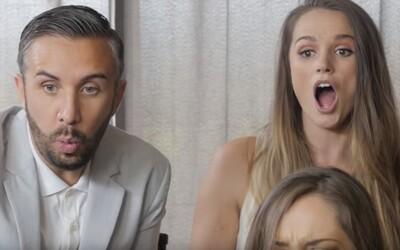 Víťaz sa stane pornohviezdou a získa tisícky dolárov. Nová online reality šou baví celý svet