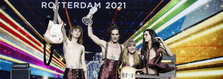 Vítěze Eurovize diváci obvinili z užívání drog během přímého přenosu