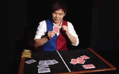 Víťazný trik z majstrovstiev sveta kúzelníkov potrápi všetky tvoje mozgové bunky. Tajomstvo v jeho pozadí nikdy nerozlúskneš