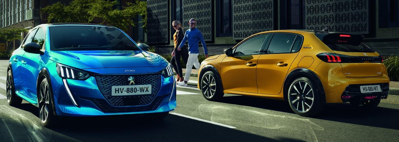 Vítězem ankety Auto roku 2020 je nový Peugeot 208. Překonal BMW, Teslu i Porsche