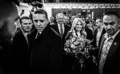 Víťazstvo v súťaži o najlepšiu slovenskú sériu fotografií získala volebná noc prezidentky Čaputovej