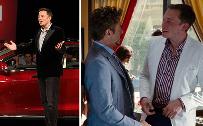 Vizionár Elon Musk: Ambiciózny chlapec, z ktorého sa vykľul Tony Stark v reálnom svete