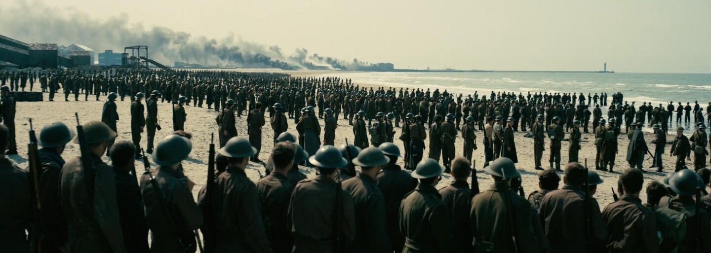 Vizuálne úchvatný a napínavý od začiatku do konca. Prvé ohlasy na Nolanov Dunkirk lákajú na poriadne intenzívny zážitok