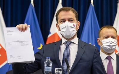 Vláda schválila svoj najdôležitejší dokument. Nebudeme tolerovať žiadnu korupciu, vyhlásil Matovič