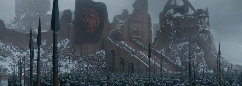 Vladimír Furdík v zápale boja a úsmevné fotky z natáčania. Toto sú najlepšie zábery na 8. sériu Game of Thrones spoza kamier