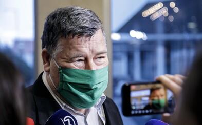 Vladimír Krčméry tvrdí, že lockdown má zmysel len v kombinácii s plošným testovaním