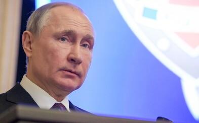Vladimir Putin chce do ruskej ústavy presadiť vieru v Boha a tradičné manželstvo