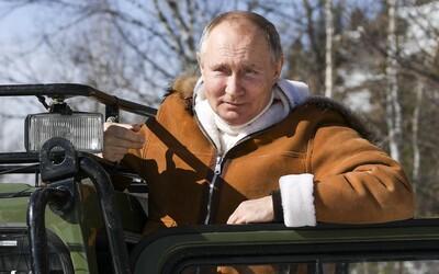 Vladimir Putin je nejvíce sexy mužem Ruska, rozhodli občané
