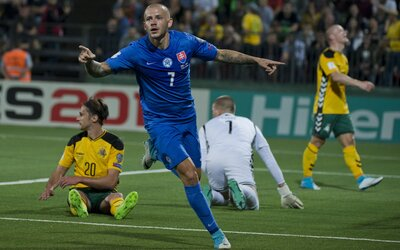 Vladimír Weiss mladší sa vracia na Slovensko. Prestupuje do bratislavského Slovana