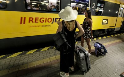 Vlak do Chorvátska so slovenskými dovolenkármi nabral 11-hodinové meškanie