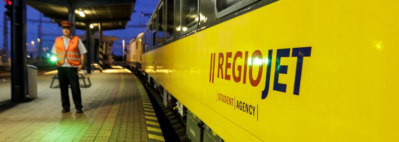 Vlakem do Belgie, Nizozemka nebo rakouských Alp. RegioJet expanduje dále do Evropy