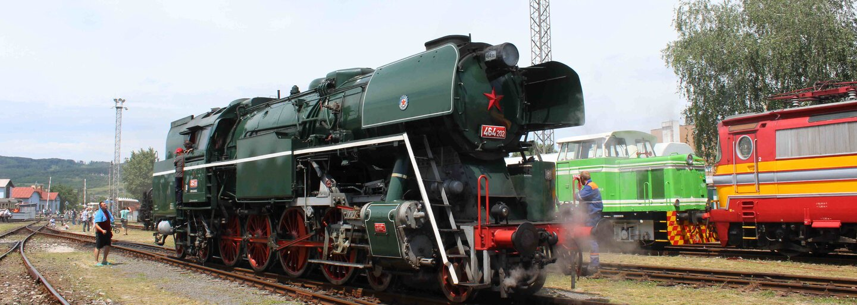 Vlakový festival Rendez aj tento rok ožil pod parou železničnej nostalgie (Fotoreport)